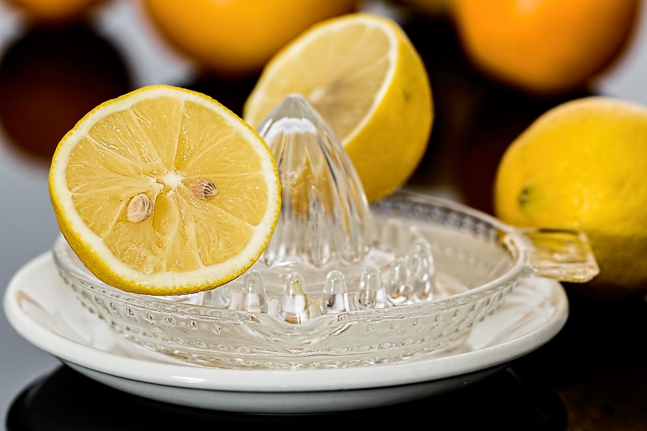 Zmrazené citrony léčí