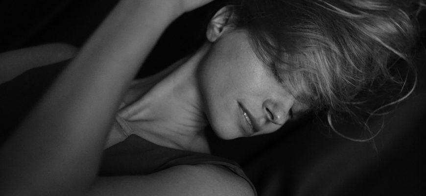 Sexy Portrait Feelings Sensuality