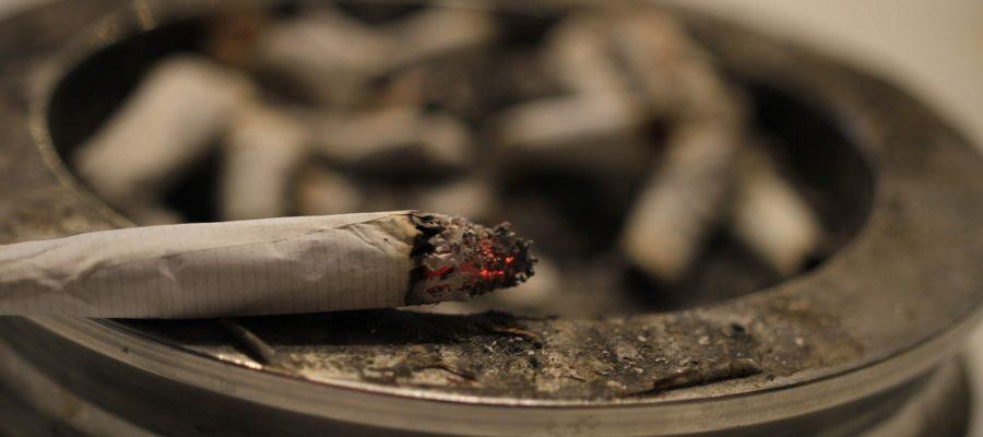 Addiction Cigarettes Nicotine Ash