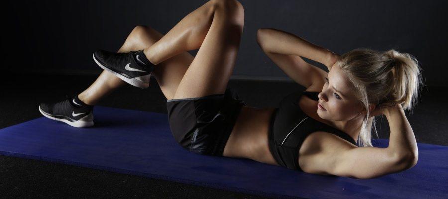 Sport Training Abdominals Sixpack